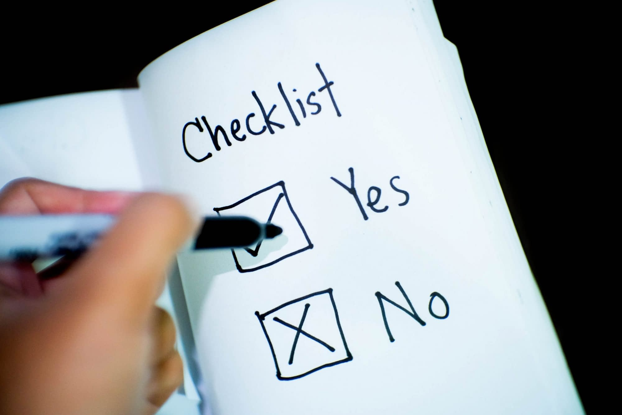 Read more about the article Comprehensive SEO checklist for every specialist